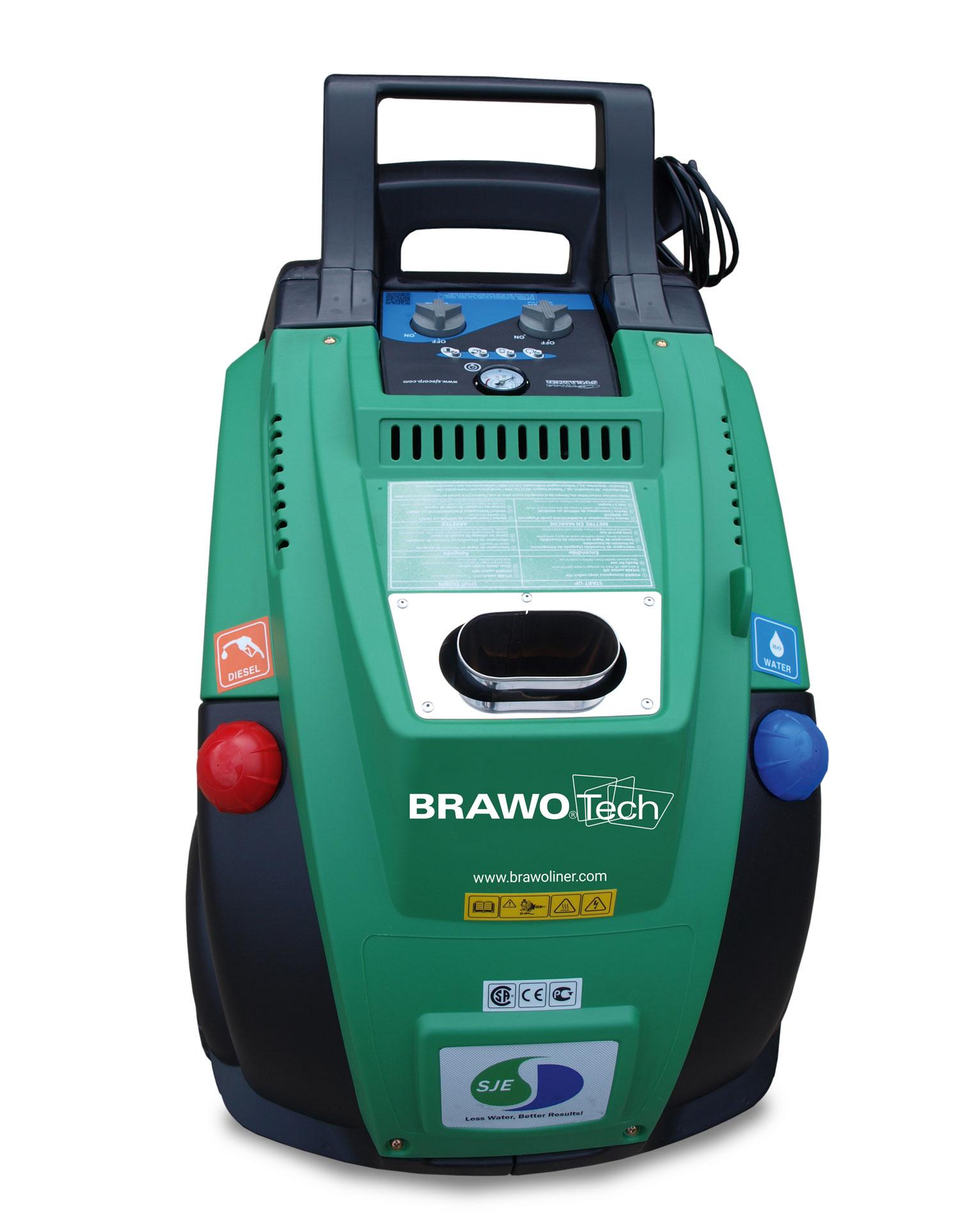 BRAWO SteamGenerator 50 UL