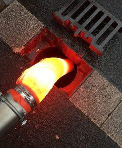 BRAWO SYSTEMS Lichtaushärtung im Einsatz